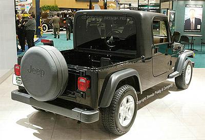 Jeep Scrambler 2012 foto - 1