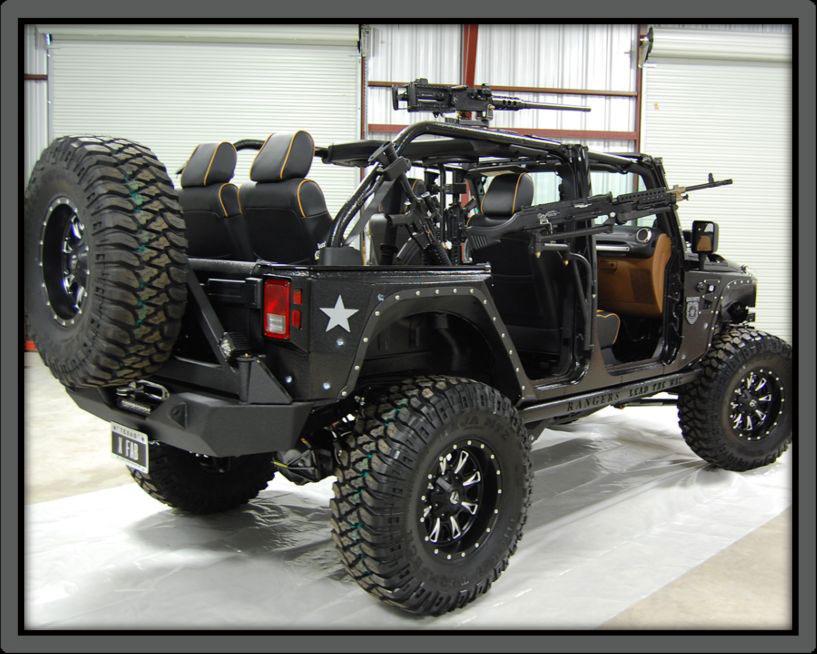 Jeep Scrambler 2012 foto - 2