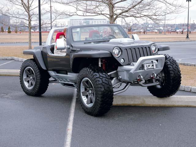 Jeep Scrambler 2012 foto - 3