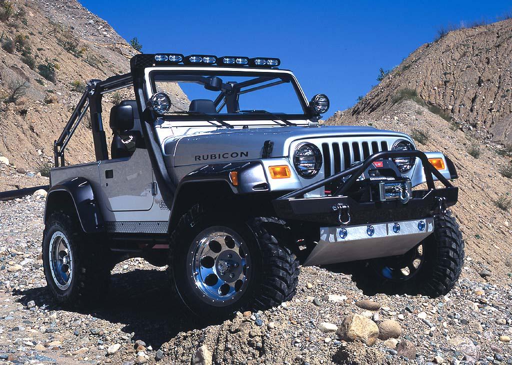 Jeep TJ 2000 foto - 1