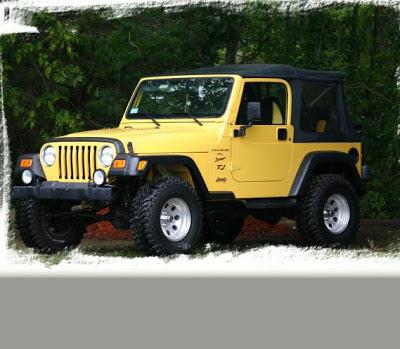 Jeep TJ 2000 foto - 3