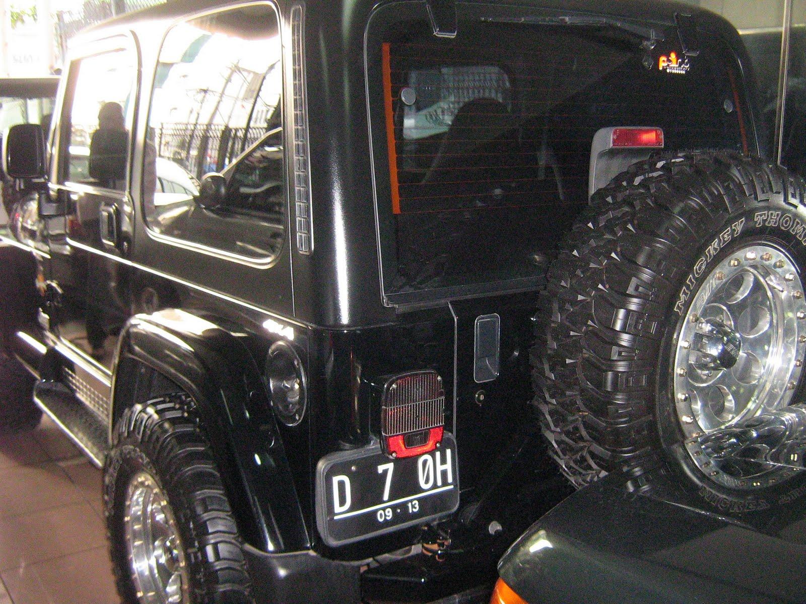 Jeep TJ 2000 foto - 4