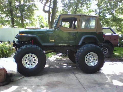 Jeep TJ 2000 foto - 5