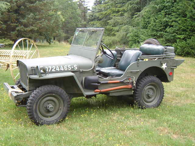 Jeep Willys 2014 foto - 1