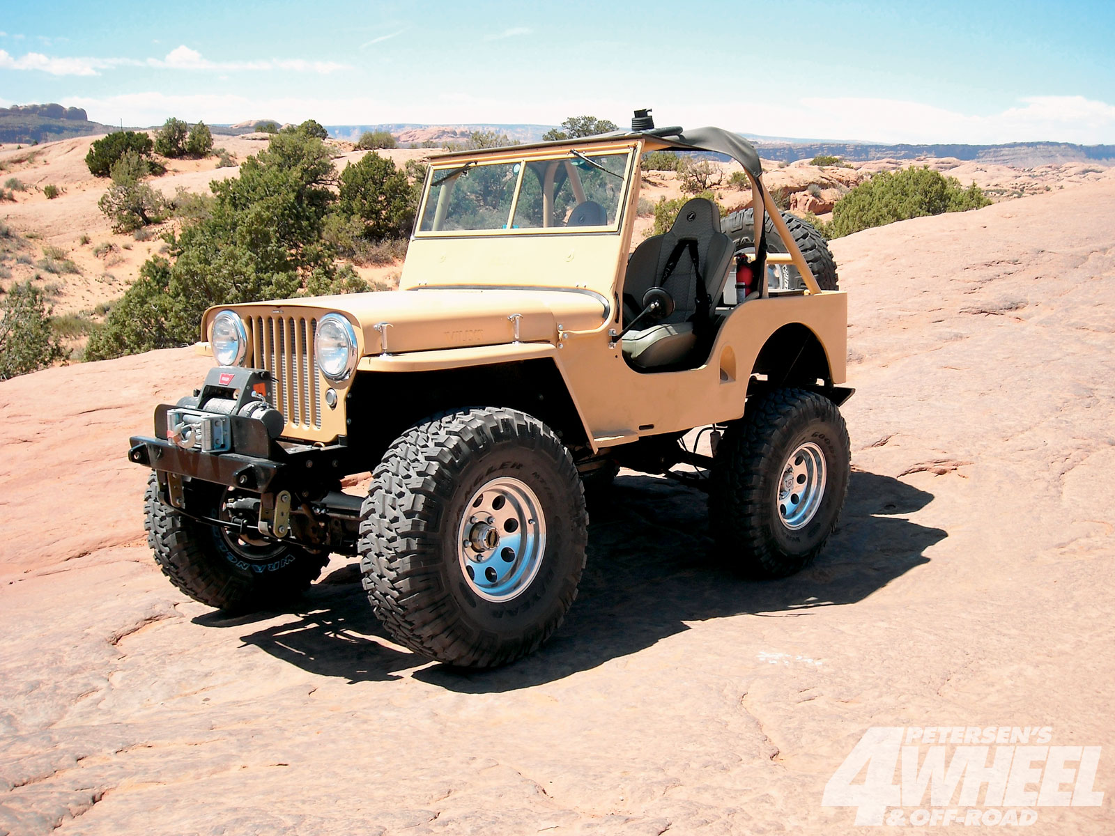 Jeep Willys 2014 foto - 3