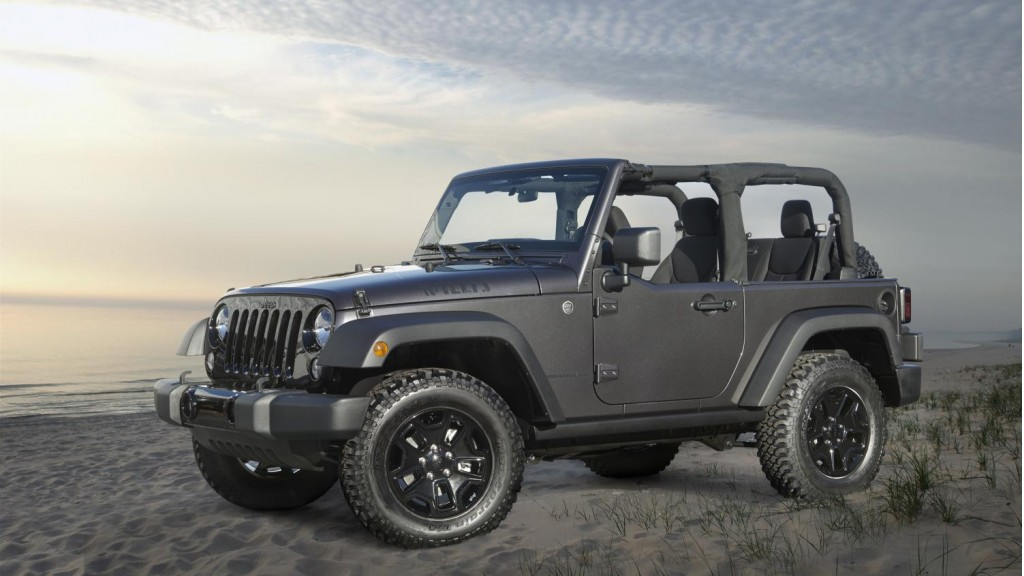 Jeep Willys 2015 foto - 1
