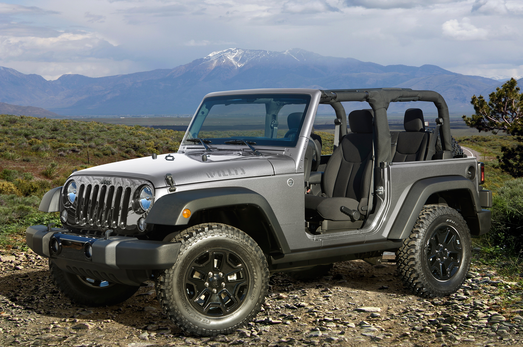 Jeep Willys 2015 foto - 2