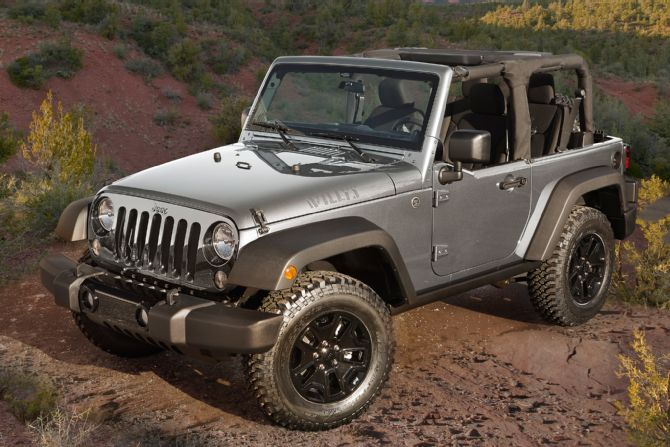 Jeep Willys 2015 foto - 3