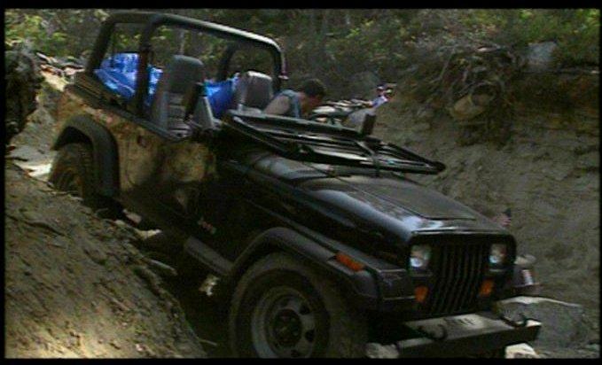 Jeep Wrangler 1992 foto - 3