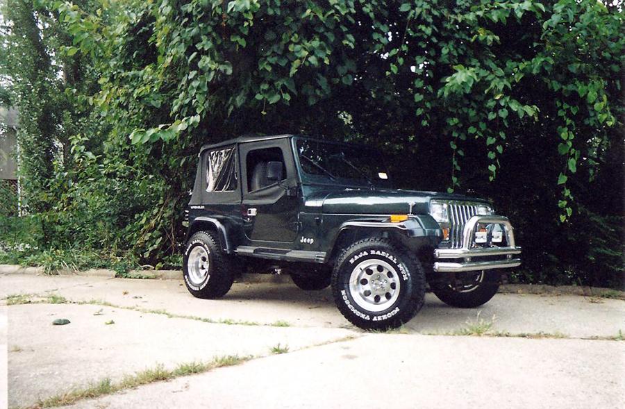 Jeep Wrangler 1992 foto - 4