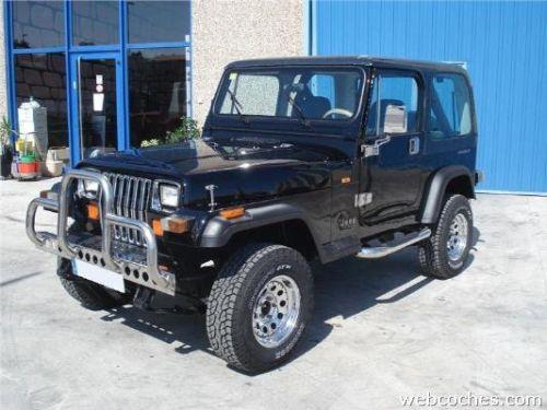 Jeep Wrangler 1996 foto - 3