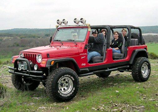 Jeep Wrangler 1996 foto - 4