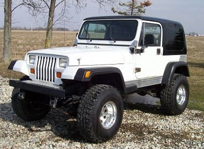 Jeep Wrangler 1997 foto - 1