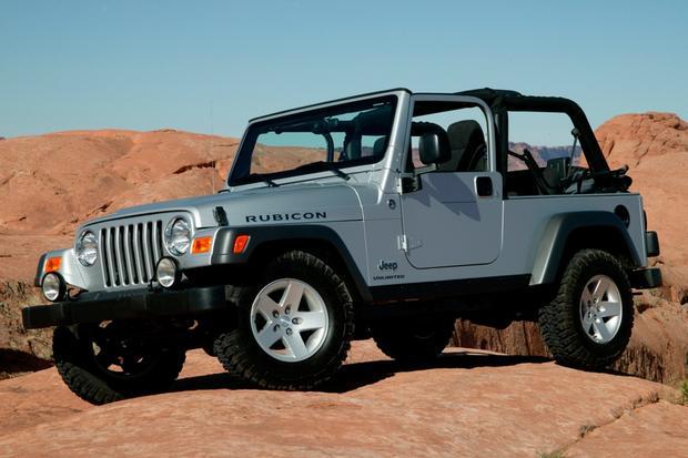 Jeep Wrangler 1997 foto - 3