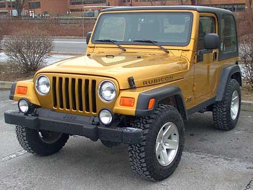 Jeep Wrangler 1997 foto - 4
