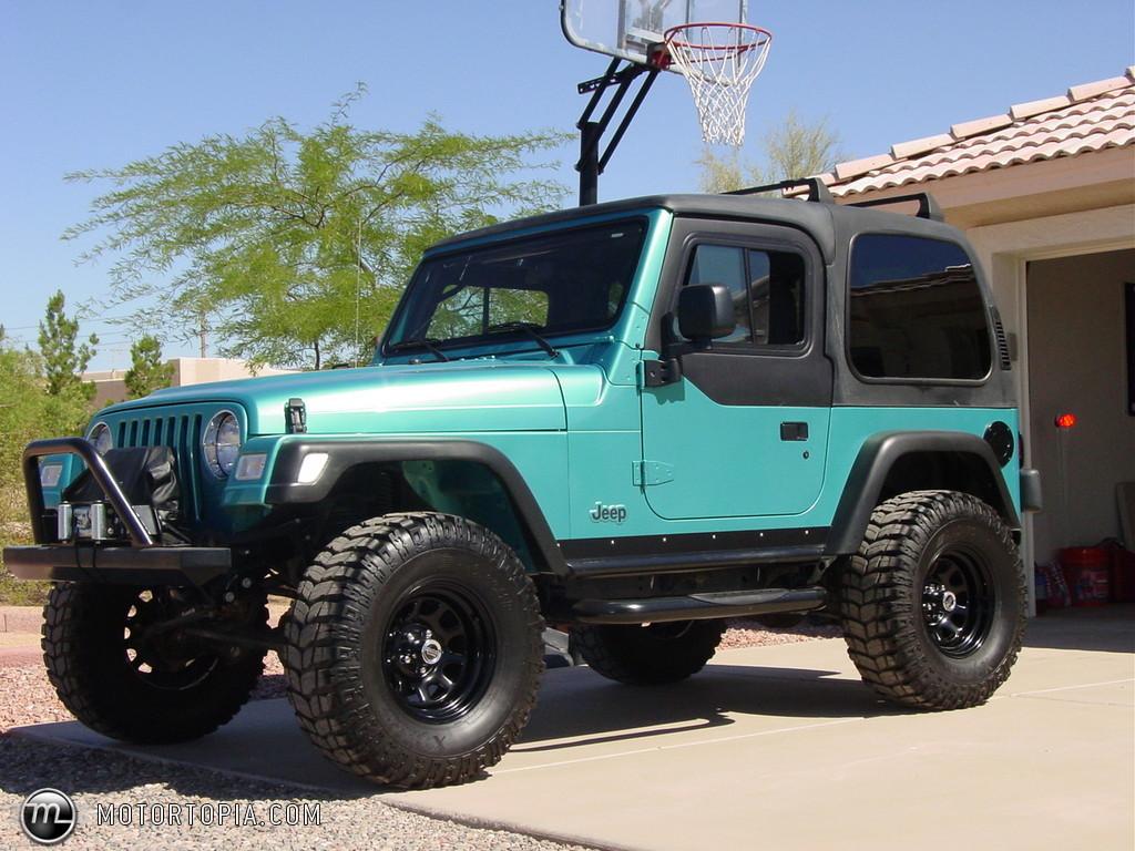 Jeep Wrangler 1997 foto - 5