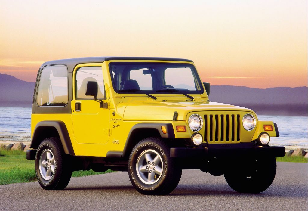 Jeep Wrangler 2001 foto - 3