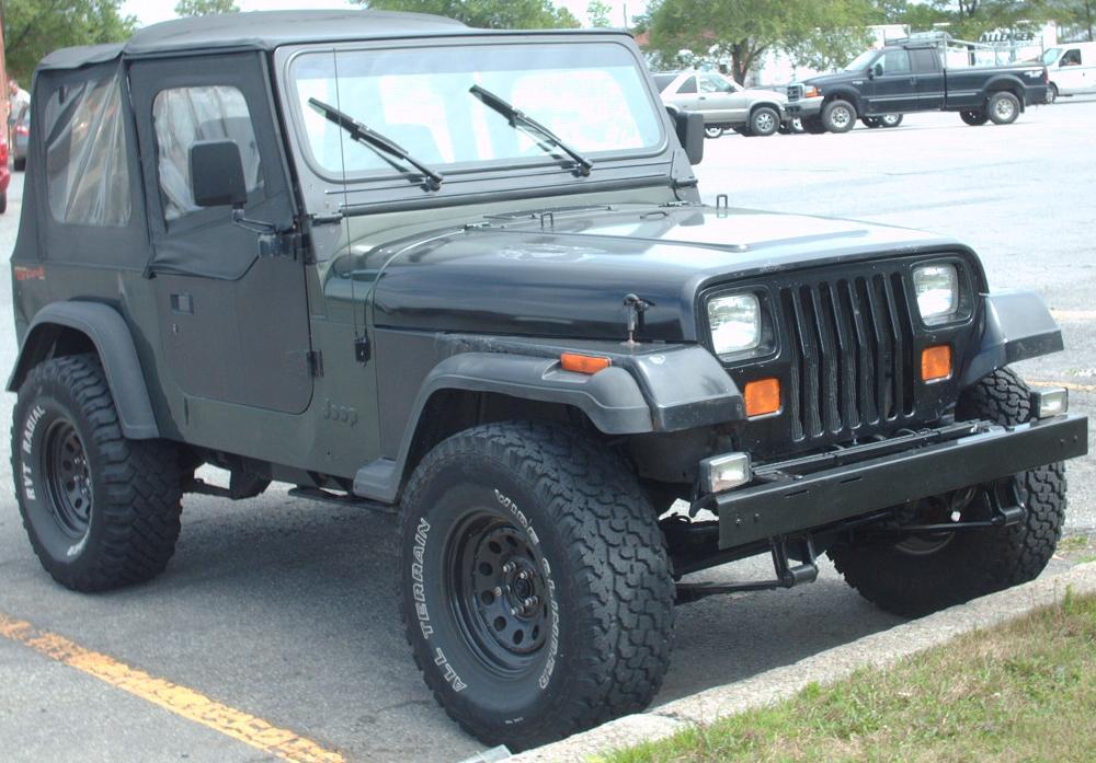 Jeep Wrangler 2001 foto - 5