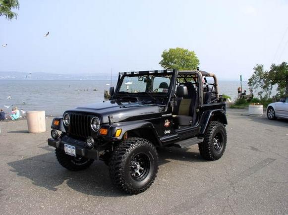 Jeep Wrangler 2002 foto - 1