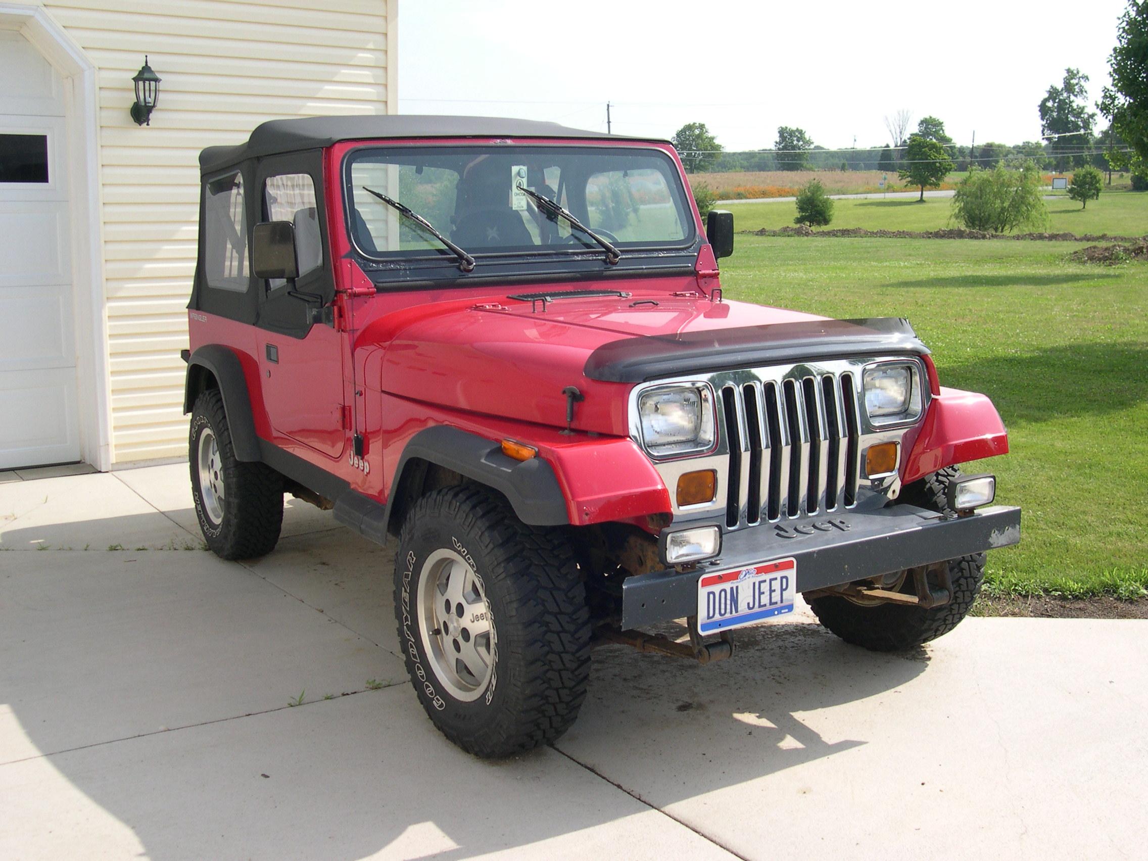 Jeep Wrangler 2002 foto - 4