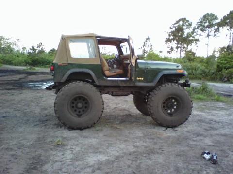 Jeep Wrangler 2002 foto - 5