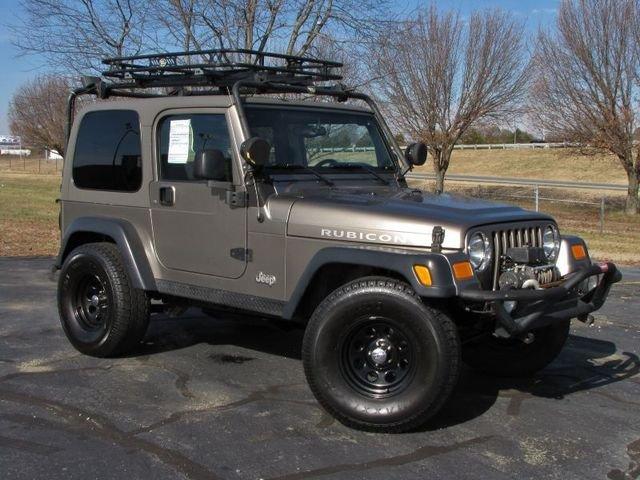 Jeep Wrangler 2003 foto - 4