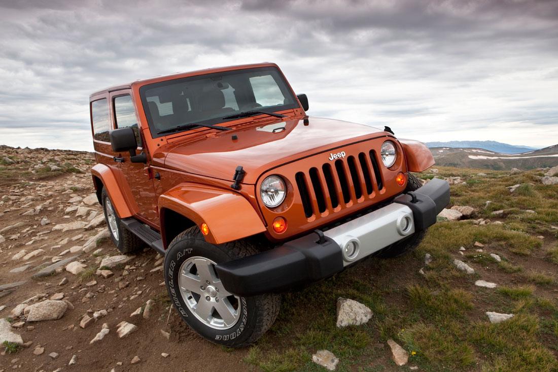 Jeep Wrangler 2003 foto - 5