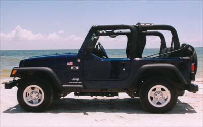 Jeep Wrangler 2004 foto - 1