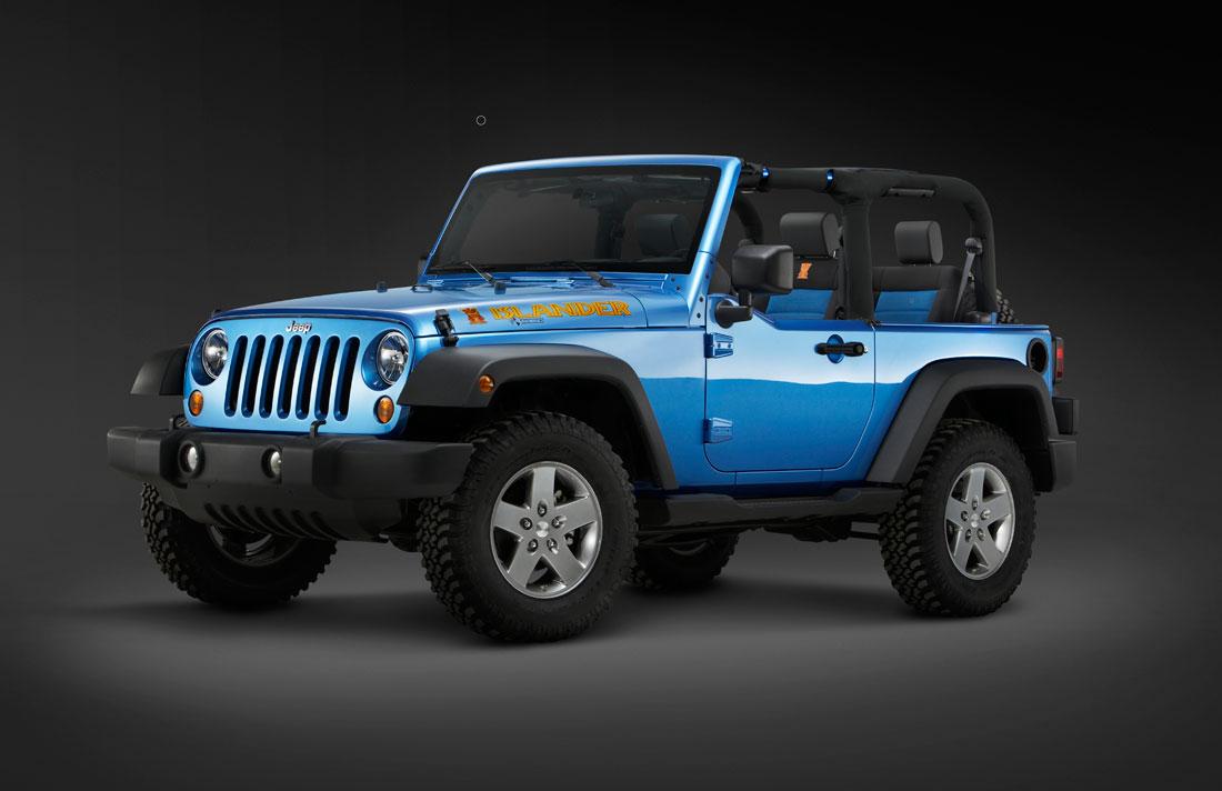 Jeep Wrangler 2004 foto - 3