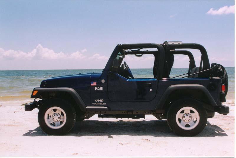 Jeep Wrangler 2004 foto - 4