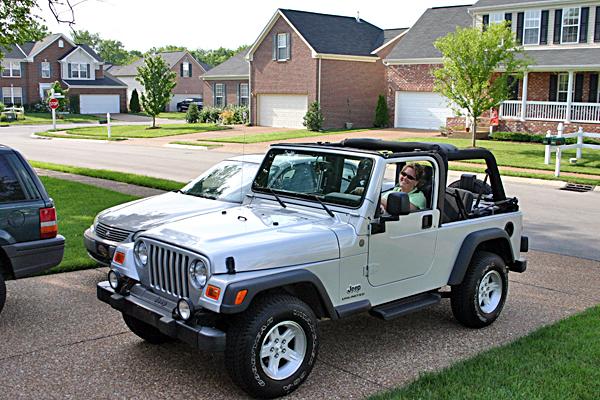Jeep Wrangler 2004 foto - 5