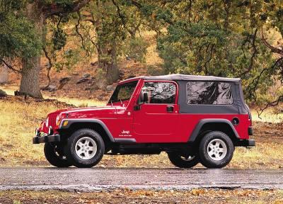 Jeep Wrangler 2005 foto - 4