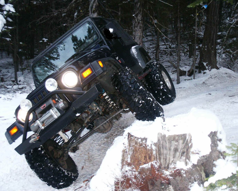 Jeep Wrangler 2006 foto - 1