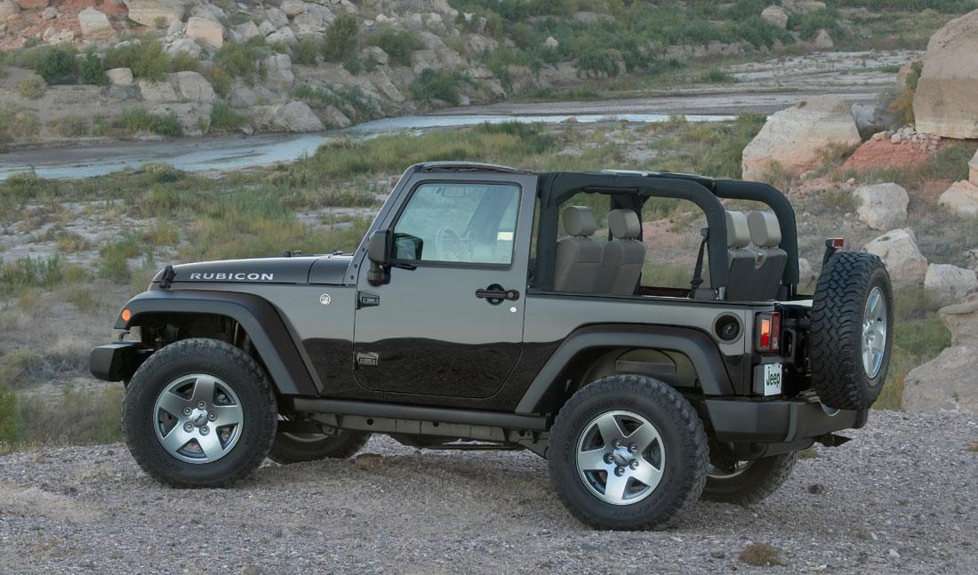 Jeep Wrangler 2006 foto - 3
