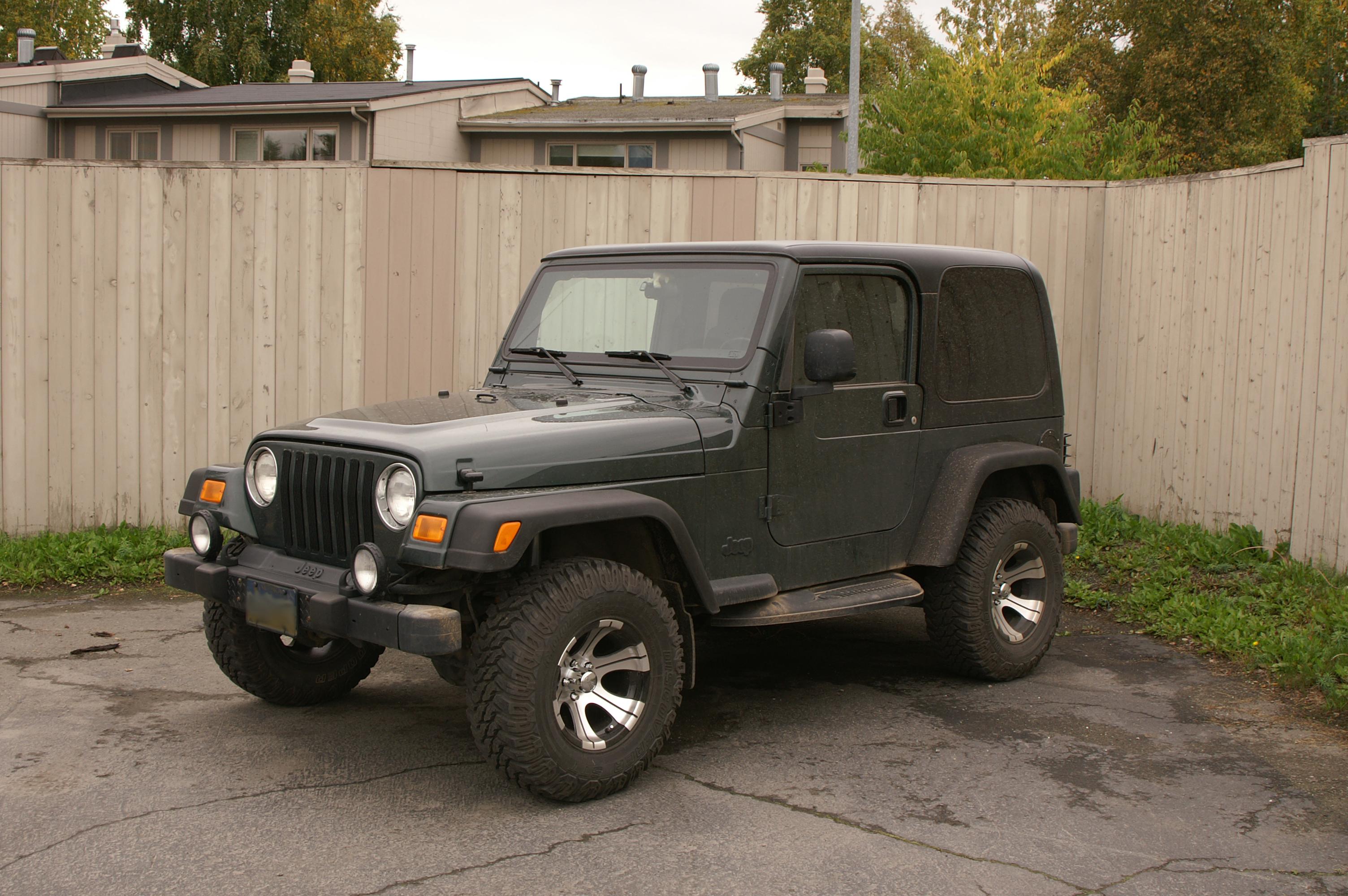 Jeep Wrangler 2008 foto - 1