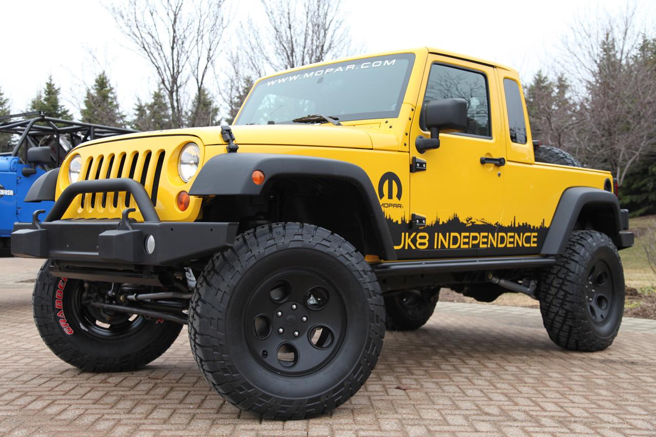 Jeep Wrangler 2008 foto - 3