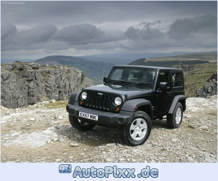 Jeep Wrangler 2008 foto - 4