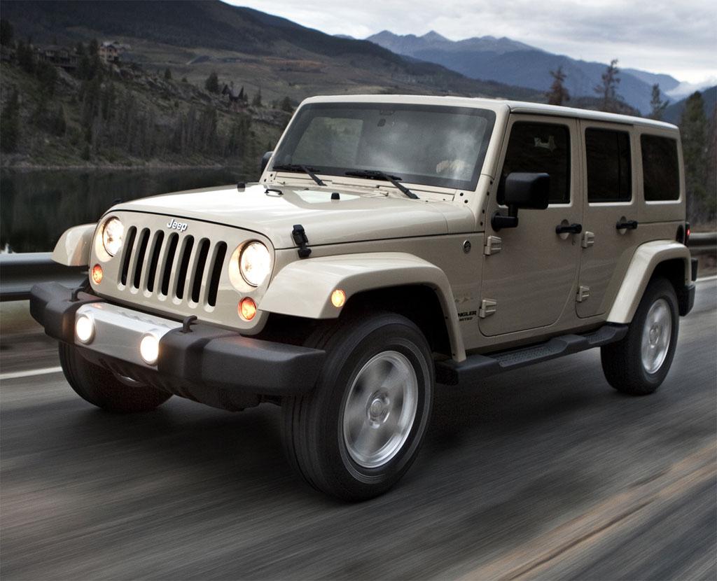 Jeep Wrangler 2011 foto - 1