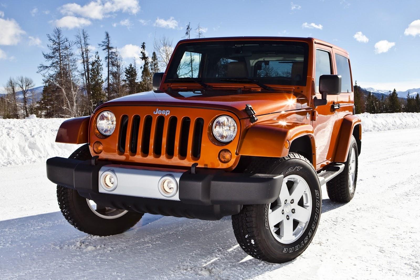 Jeep Wrangler 2011 foto - 2