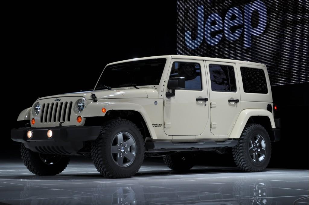 Jeep Wrangler 2011 foto - 4