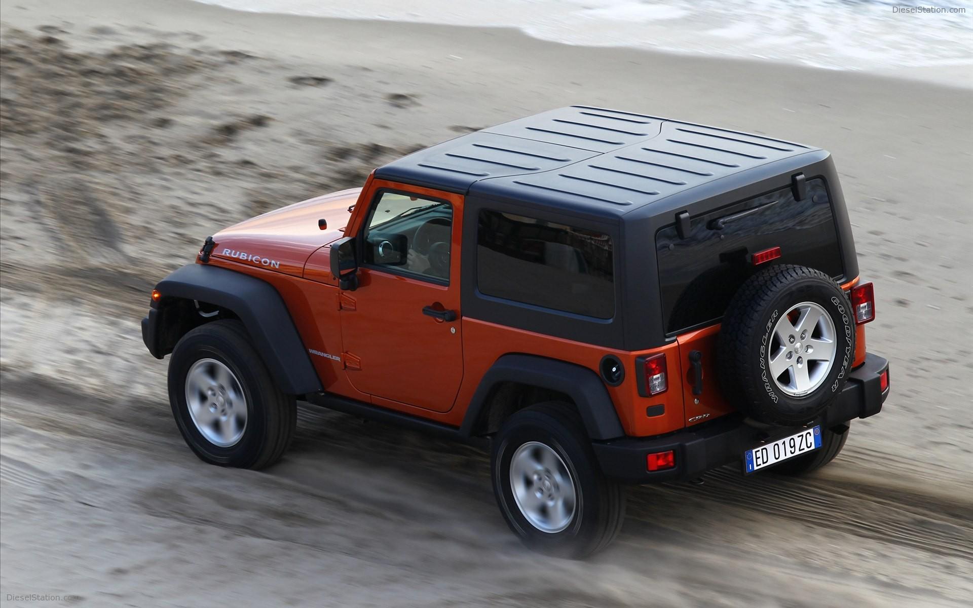 Jeep Wrangler 2012 foto - 1