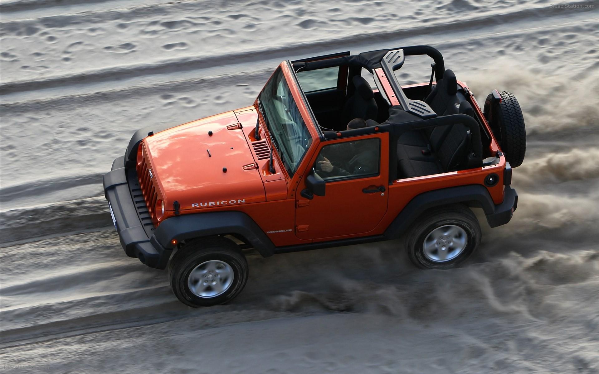 Jeep Wrangler 2012 foto - 2