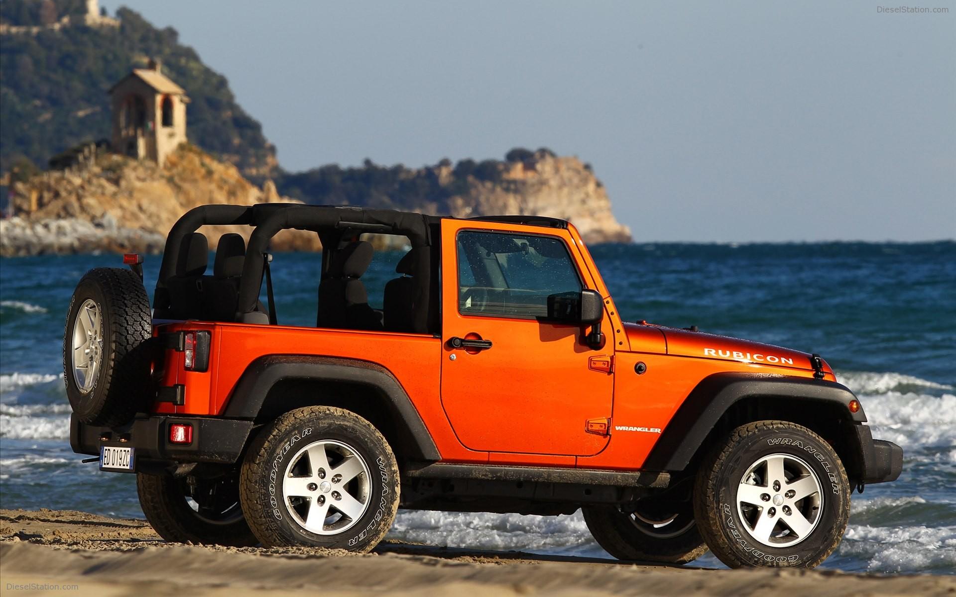 Jeep Wrangler 2012 foto - 4