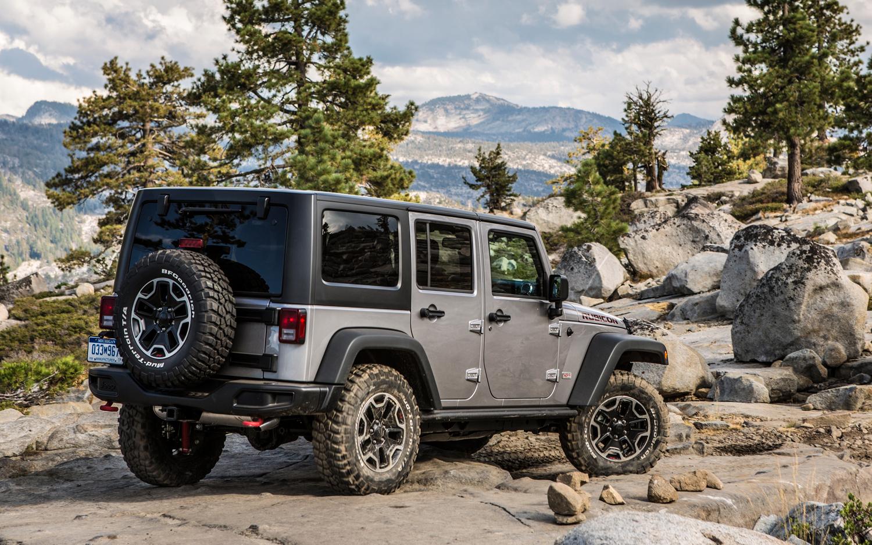 Jeep Wrangler 2013 foto - 2