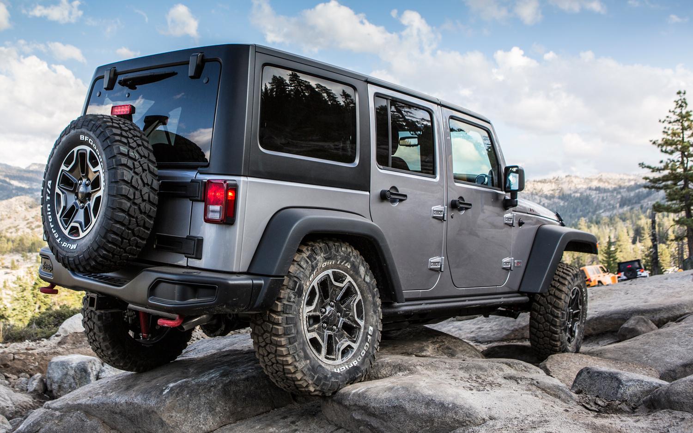 Jeep Wrangler 2013 foto - 3