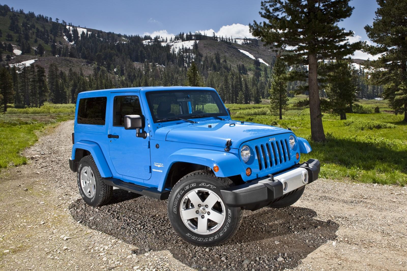 Jeep Wrangler 2013 foto - 4