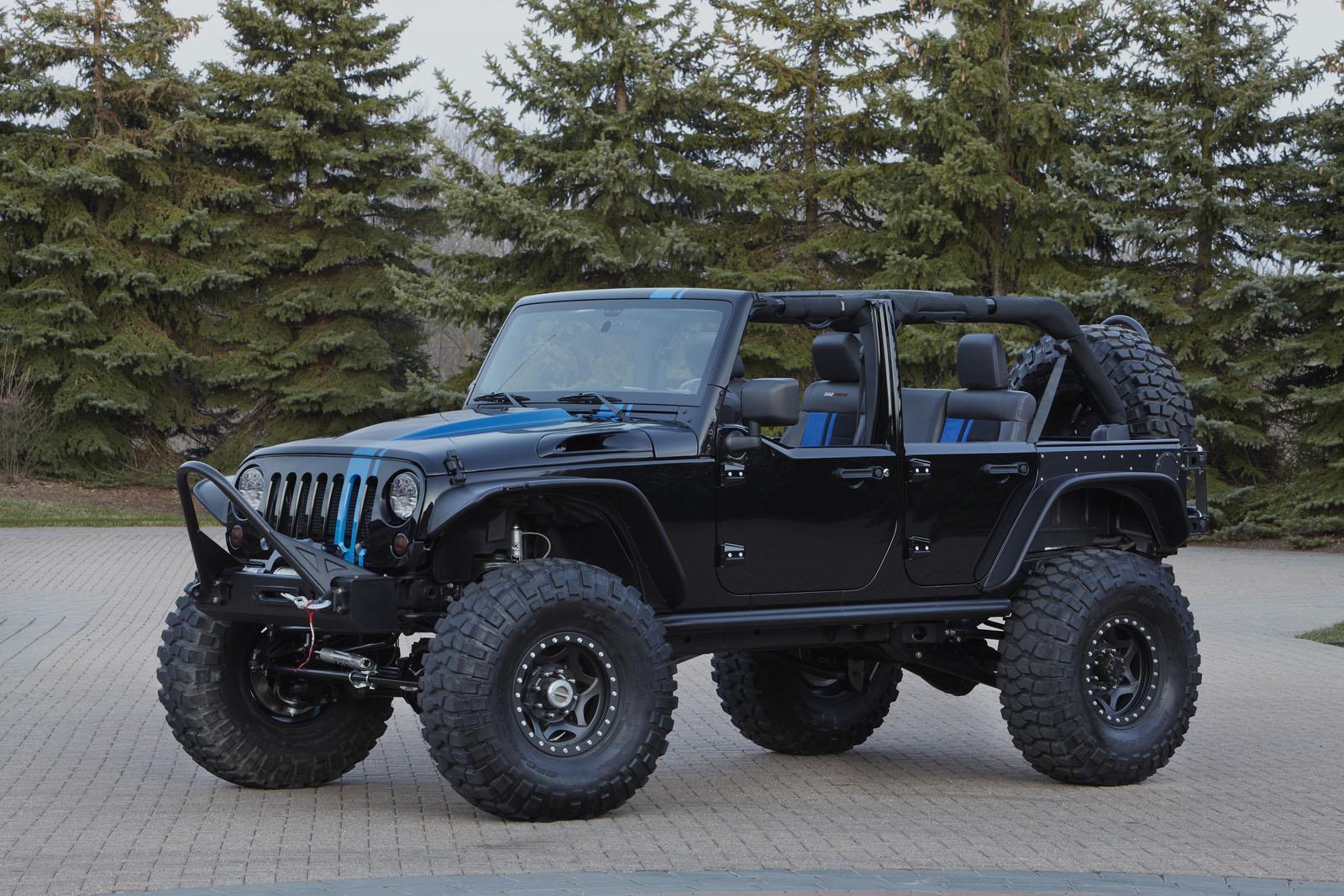 Jeep Wrangler 2015 foto - 5