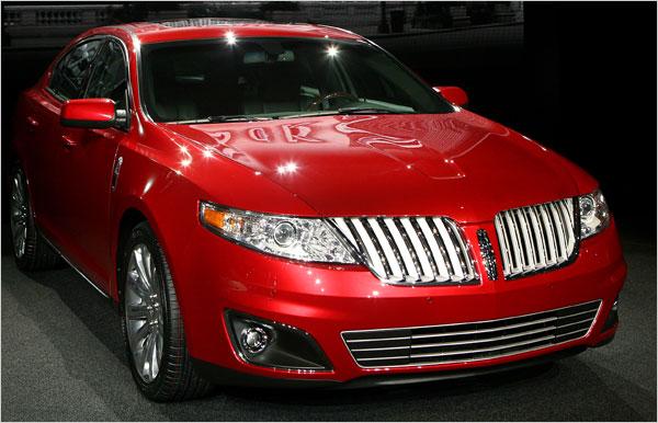 Lincoln MKS 2008 foto - 3