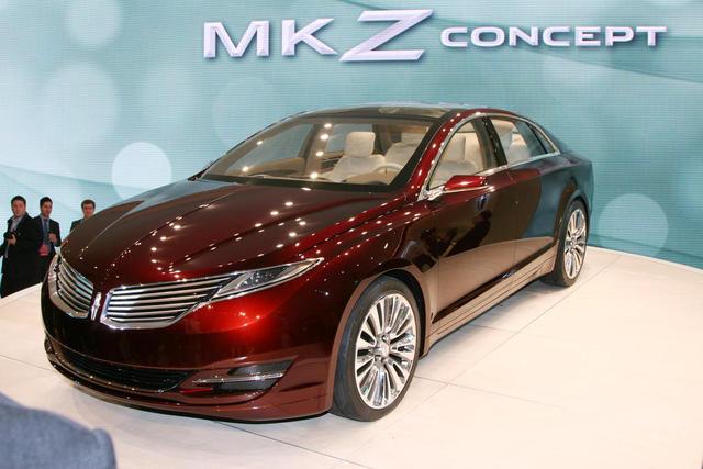 Lincoln MKS 2014 foto - 3