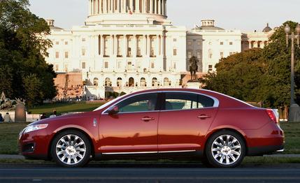 Lincoln MKS 2015 foto - 4